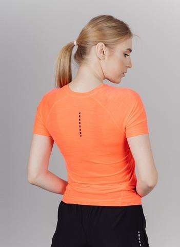 Nordski Pro футболка тренировочная женская coral