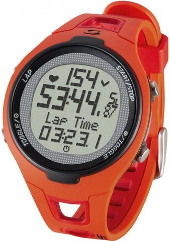 Sigma PC-15.11 спортивные часы red