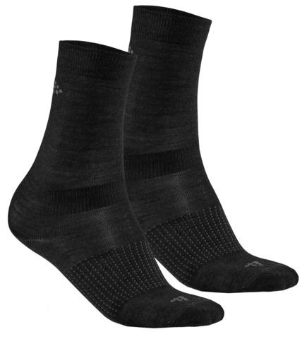 Craft Wool Liner комплект термоносков black