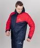 Nordski Premium Sport теплая лыжная куртка мужская navy-red - 1
