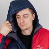 Nordski Premium Sport теплая лыжная куртка мужская navy-red - 4