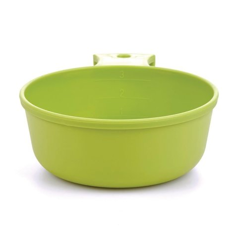 Wildo Kasa Bowl туристическая миска lime