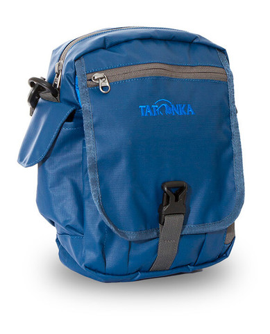 Tatonka Check In XT Clip городская сумка shadow blue