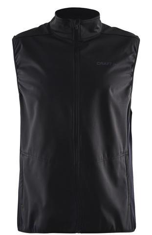 Craft Warm XC жилет теплый мужской черный
