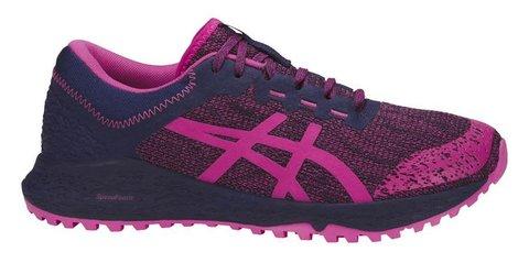 Asics Alpine XT женские беговые кроссовки синие-фиолетовые
