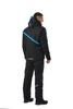 Nordski Premium мужская утепленная лыжная куртка black/blue - 2