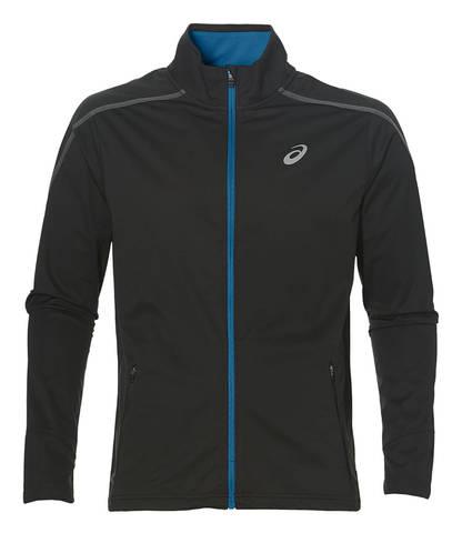 Ветрозащитная куртка мужская Asics Softshell черная