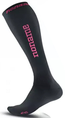 NONAME COMPRESSION SOCKS компрессионные гольфы pink