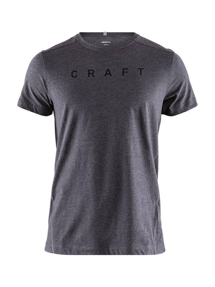 Craft Deft 2.0 футболка мужская dark grey