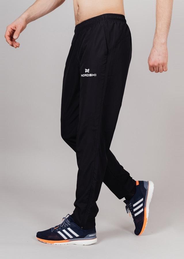 Nordski Motion брюки мужские Black - 4