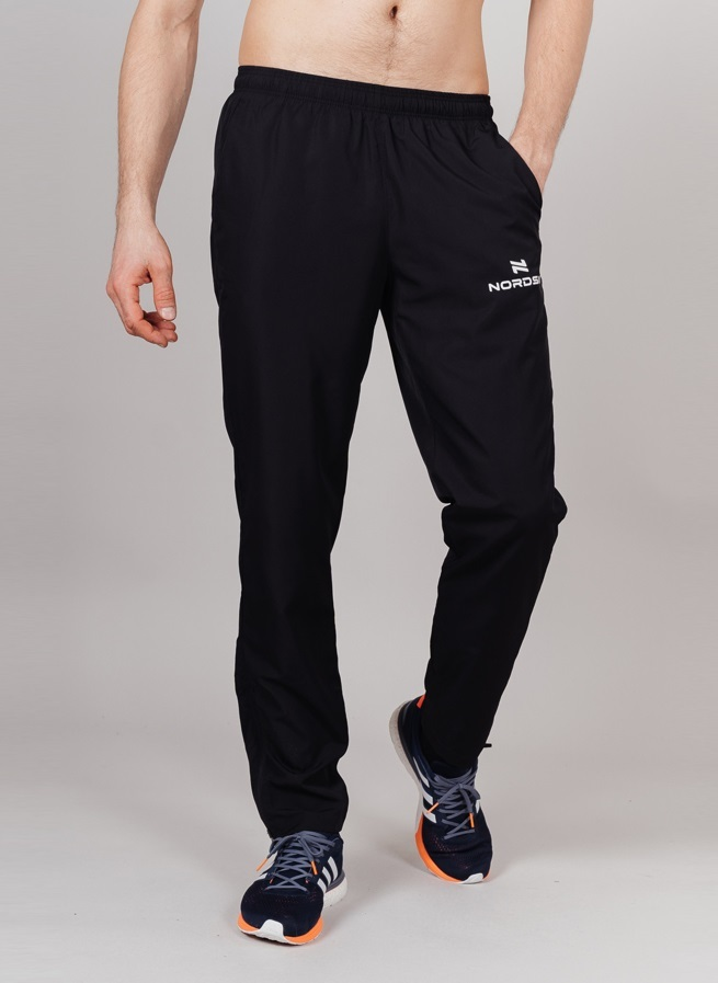 Nordski Motion брюки мужские Black - 3