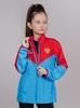 Nordski Jr Sport куртка для бега детская red-blue - 3