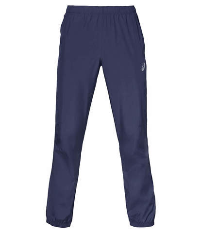 Asics Silver Woven Pant спортивные брюки мужские синие
