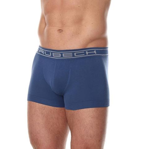 Brubeck Comfort Boxer трусы мини боксеры мужские индиго