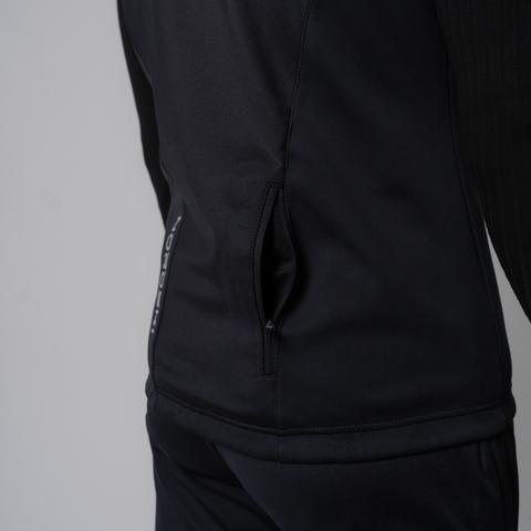 Nordski Premium лыжный жилет мужской breeze-black