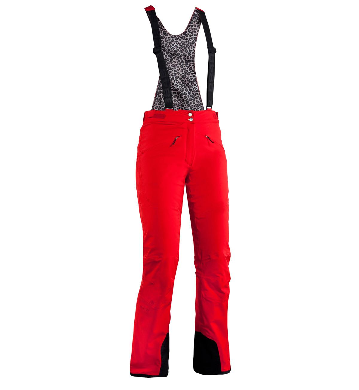 Брюки горнолыжные 8848 Altitude Poppy женские Red