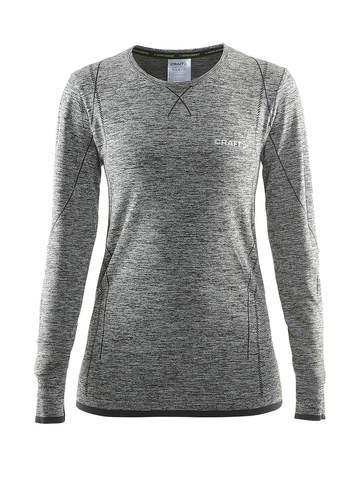 Термобелье рубашка женская Craft Comfort black