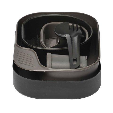 Wildo Camp-A-Box Complete набор туристической посуды black