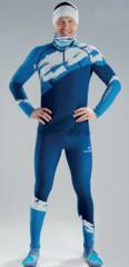 Nordski Premium лыжный гоночный комбинезон seaport