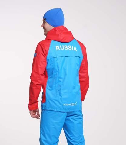 Nordski National мужская ветрозащитная куртка