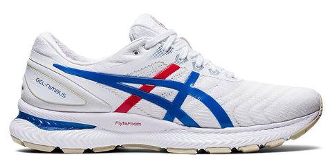Asics Gel Nimbus 22 кроссовки для бега женские белые
