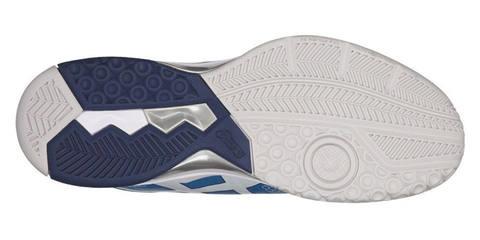 Asics Gel Rocket 8 мужские волейбольные кроссовки синие-белые