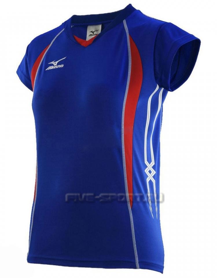 Mizuno Premium W's Cap Sleeve blue