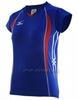 Mizuno Premium W's Cap Sleeve blue - 1