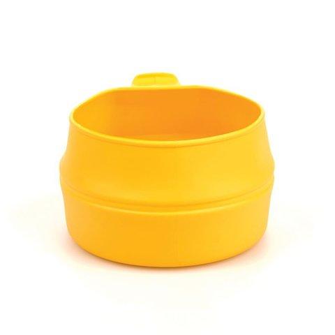 Wildo Fold-A-Cup портативная складная кружка bright yellow