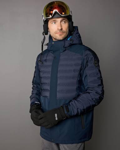 8848 Altitude Cuda премиальная горнолыжная куртка мужская navy