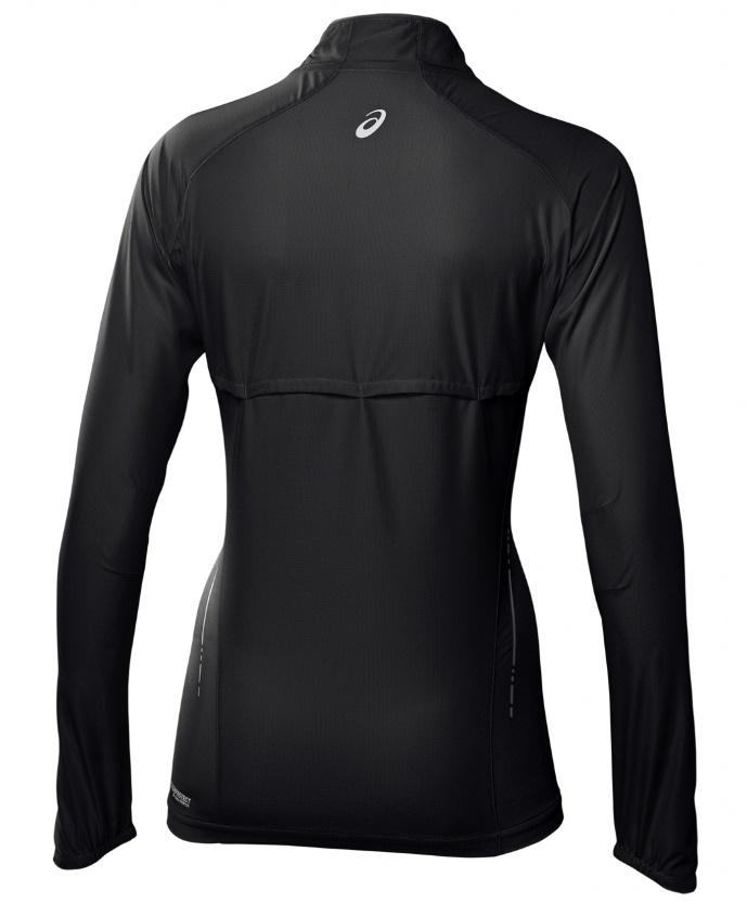 Ветровка женская Asics Woven Jacket black - 2