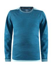 Craft Active Fuseknit Comfort терморубашка детская синяя