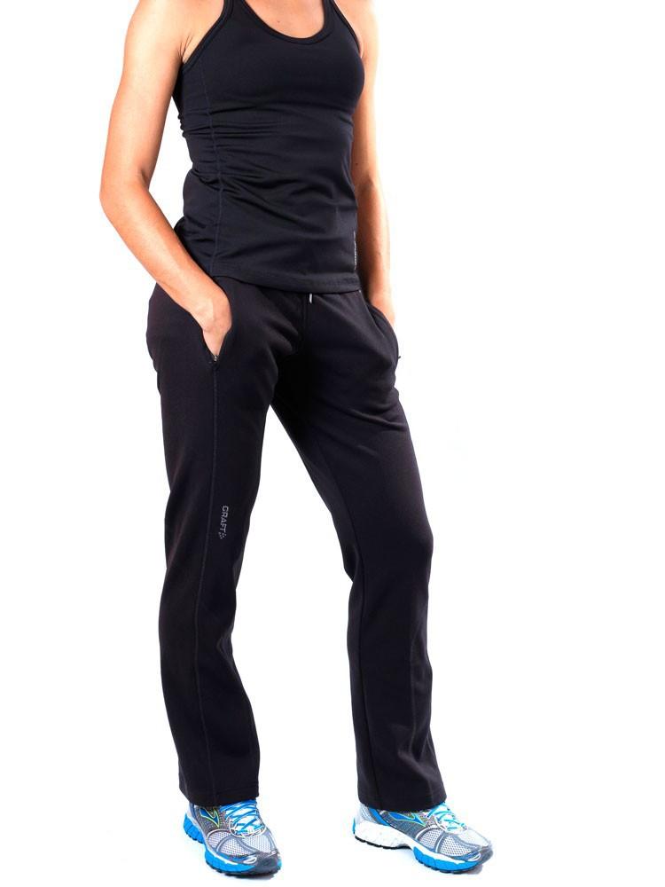 Брюки Craft Flex Straight женские черные - 2