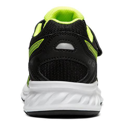 Asics Jolt 2 Ps кроссовки для бега детские черные-лайм