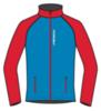 Nordski Premium лыжная куртка женская blue-red - 2