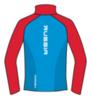 Nordski Premium лыжная куртка женская blue-red - 3