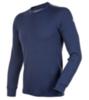 Janus Merino Wool термобелье мужское свитер темно-синяя - 1