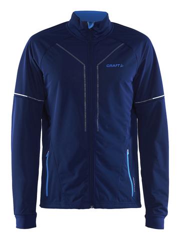 CRAFT STORM 2.0 мужская лыжная куртка синяя