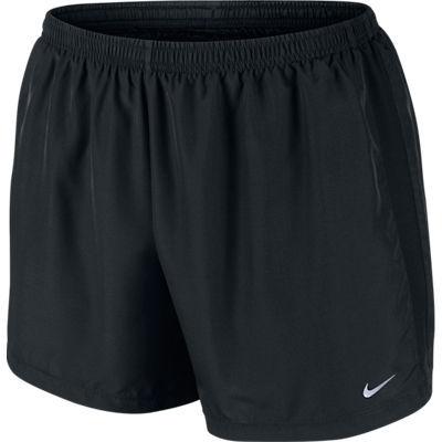 """Шорты л/а Nike 4"""" Woven Short чёрные"""