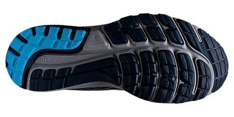 Asics Gel Cumulus 22 беговые кроссовки мужские темно-синий