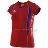 Mizuno Premium W's Cap Sleeve red - 1