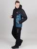 Теплая лыжная куртка мужская Nordski Base deep teal - 2