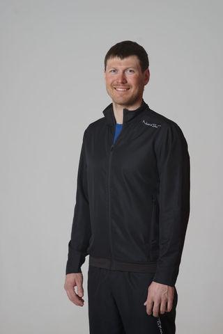 Nordski Sport ветровка для бега черная