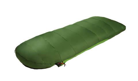 Alexika Siberia Compact Plus спальный мешок кемпинговый