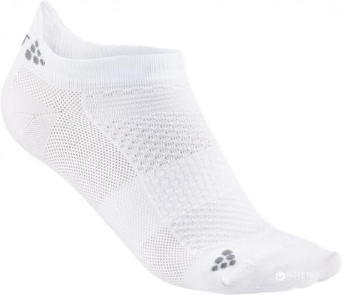 Комплект коротких носков CRAFT Cool белые 2 пары