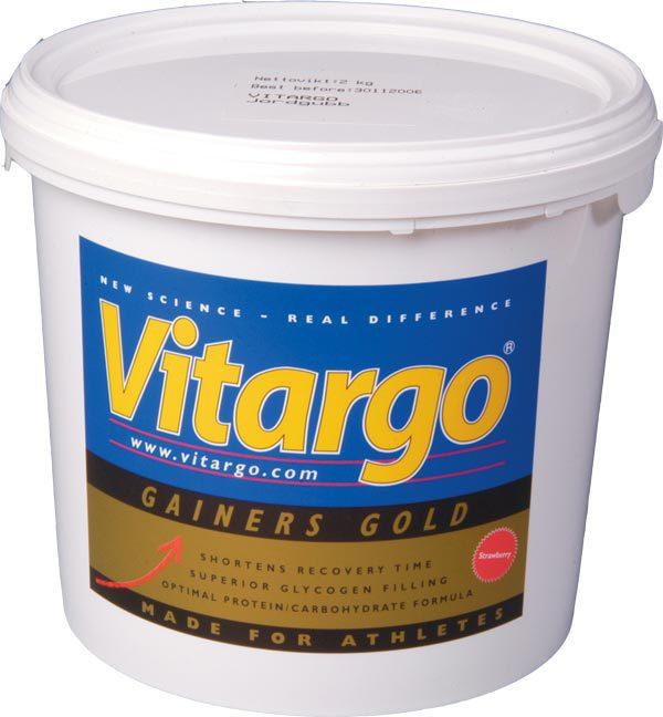 Спортивное питание Vitargo Gainers Gold, 2кг контейнер