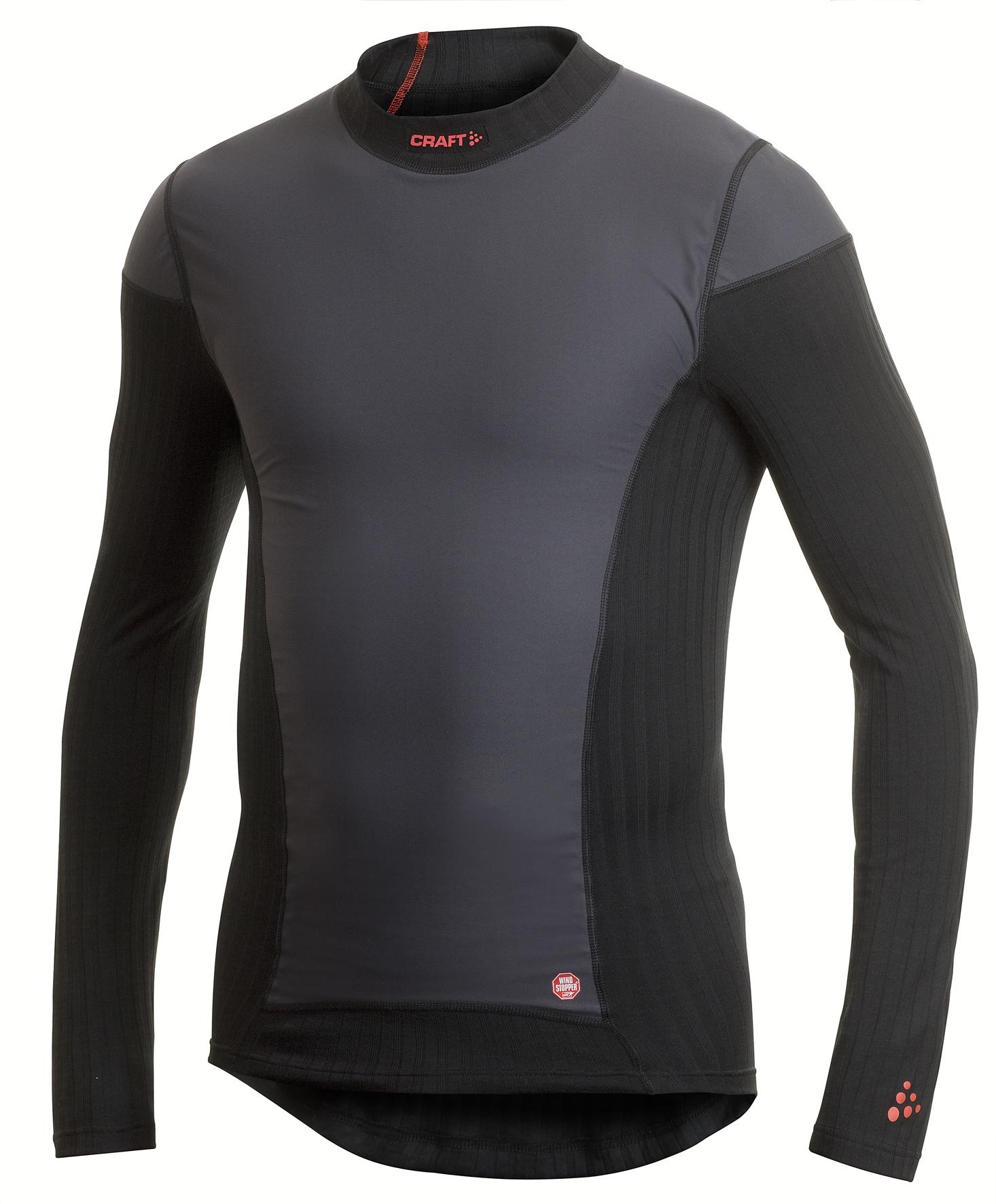 Термобелье Рубашка Craft Active Extreme Windstopper мужская - 3