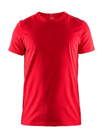 Craft Deft 2.0 футболка мужская красная