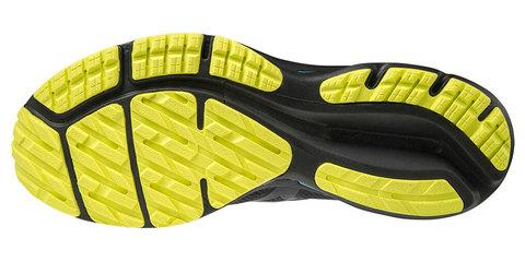 Mizuno Wave Rider GoreTex 2 беговые кроссовки мужские черные