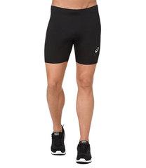 """Asics Silver 7"""" Sprinter мужские шорты для бега черные"""